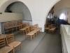 Orgelläktaren har gott om plats för ca 75 personer.