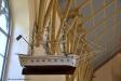 Votivskepp med namnet ´Hoiana´ är en gåva av bonden Olof Peter Nilsson