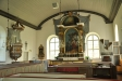 Predikstol från 1768