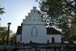 Gärdslösa kyrka i solnedgången 10 maj 2011