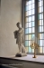 En av de gipsfigurer som omtalats 1891 och flyttats från altaruppsatsen.