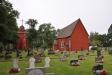 Näshults kyrka 10 augusti 2012