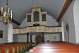 Predikstol från 1835-36 av okänd mästare