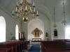 Orgeln som finns i södra korsarmen.