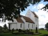 Stenestad kyrka sommaren 2012