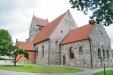 S:t Nicolai kyrka juli 2015