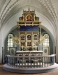 Altaruppsatsen i Knislinge kyrka