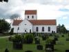Fjälkestads kyrka - juli 2012
