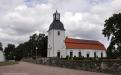 Gammalstorps kyrka 3 augusti 2016