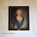 Tavla föreställande prästfrun Katarina Elfwedahlius