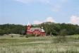 Kyrkan har flera  votivskepp.