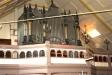 År 1965 ersattes den gamla orgeln med en ny