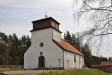 Lommeland kyrka 25 april 2012