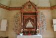 Altaruppsats från 1600-talets senare del