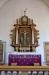 Altaruppsats från gamla kyrkan