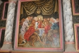 Altaruppsatsens nedre bild.