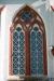 vackert fönster i Köinges kyrka 2011