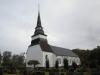 Hasslövs kyrka i okt 2010. Foto:Bertil Mattsson