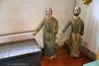 Snidade skulpturer från slutet av 1600-talet - Markus och Lukas