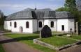Klockstapeln vid Nedre Ulleruds kyrka