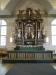 Den pampiga altartavlan