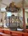 Predikstol  från 1778