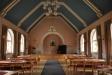 Kyrksalen i församlingshemmet