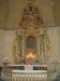 Altaruppsatsen som är överdimensionerad.