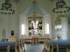 Interiör Föllinge kyrka
