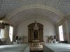 Interiör Örträsk kyrka
