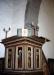 Predikstol ffrån 1500-talet. Foto:Bernt Fransson