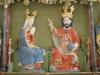 Den centrala bilden i altarskåpet