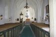 1768 invigdes kyrkans predikstol.