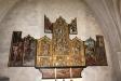 Altarskåpet från tiden runt 1525.