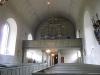Orgeln är byggd av Grönlunds i Gammelstad 1952 och har 22 stämmor. maj 2009