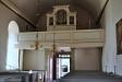 Man höll just på att tömma kyrkan inför renoveringen