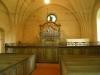 I vapenhuset finns denna kyrkvaktmästarrock från 1700-talet