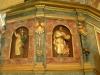 1908 tillkom även krucifixet av ek.