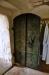 Vacker dörr till sakristian