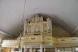 Guldfärgad orgel