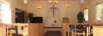 Pingstkyrkan Gråbo kyrksal
