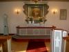 Koret i Hovenäsets kapell
