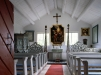 Skeppshamns kapell på 90-talet. Foto: Åke Johansson.