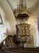Den fantastiska altaruppsatsen från 1652. oto:Bertil Mattsson