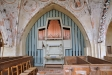 Dörren till sakristian