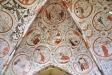 Kyrkans äldsta målning
