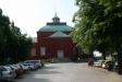 Kyrkan och Rosenbom