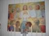 Altartavlan av Karin Fryxell.
