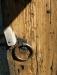 Detalj från stigluckans dörr..Foto:Bernt Fransson