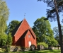Altarskåp från Fotskäls kyrka